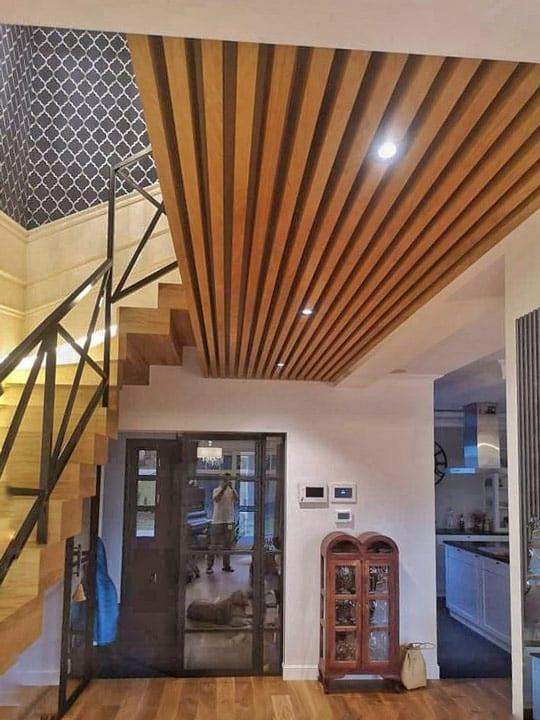 Projekt wnętrz domu   Gdańsk   Duszyńska Design