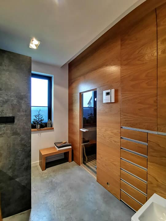 Projekt wnętrza domu   Pierwoszyno   Duszyńska Design