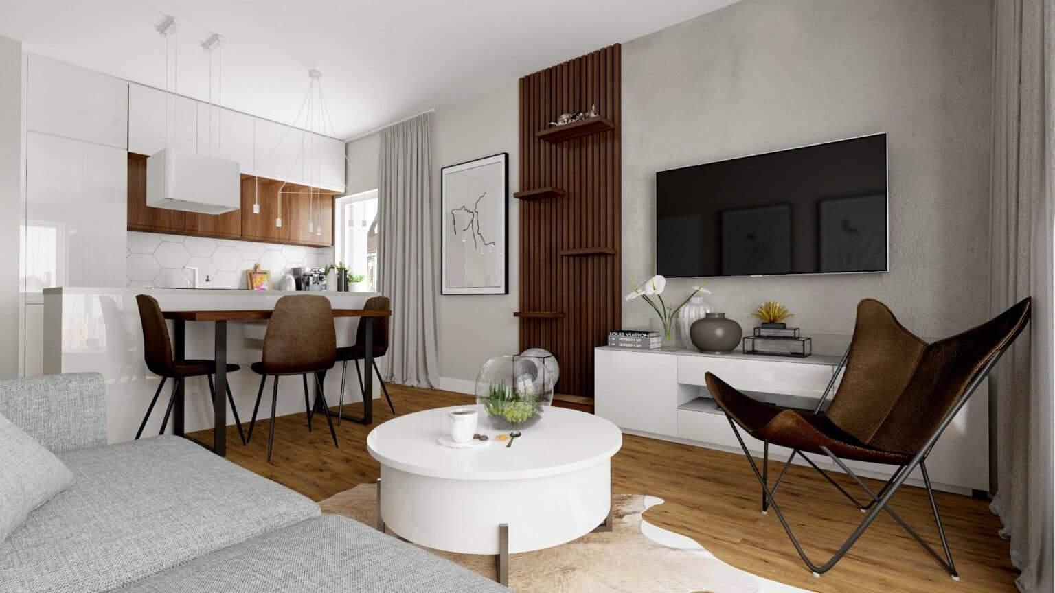 Duszynska Design Apartament Mosty 4 1
