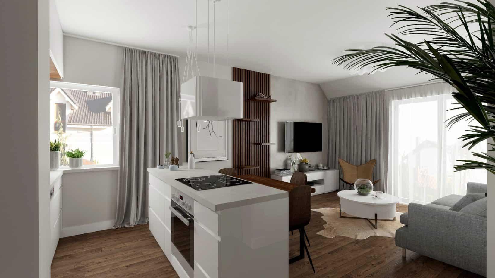 Duszynska Design Apartament Mosty 8