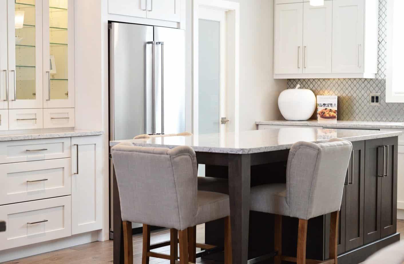 Spiżarnia w kuchni | Projektowanie wnętrz Duszyńska Design