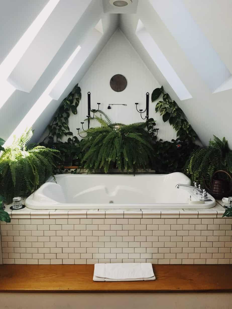 łazienka w stylu loft | Duszyńska Design