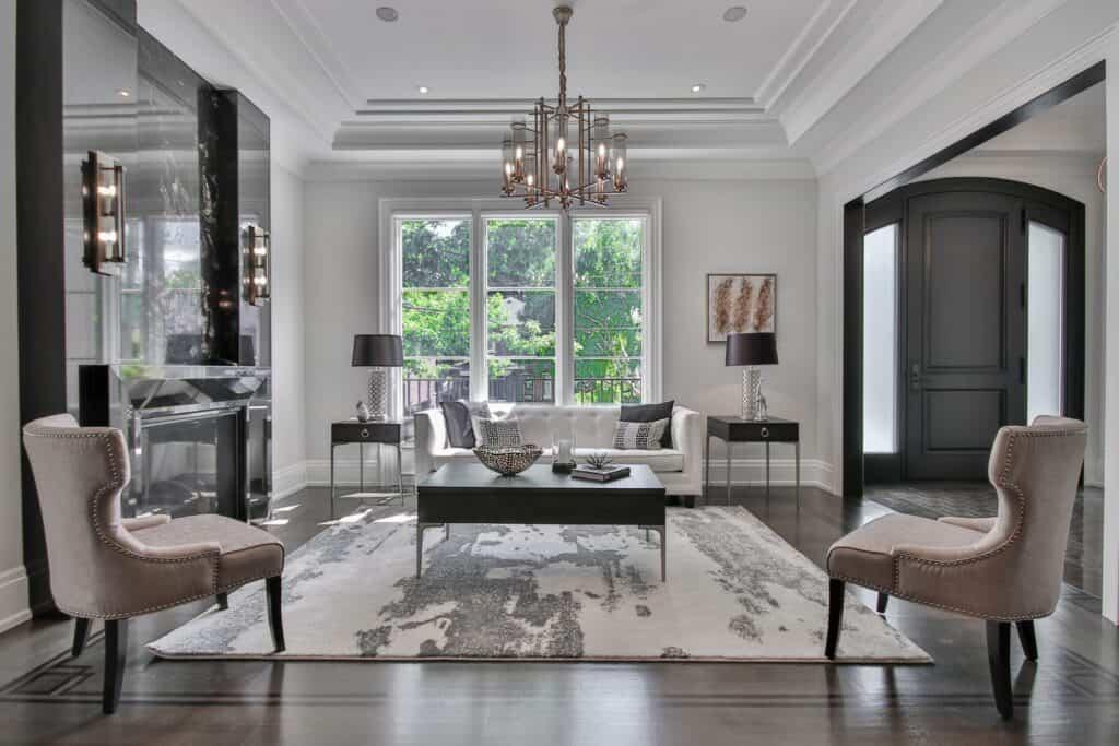 Pokój Glamour | Duszyńska Design