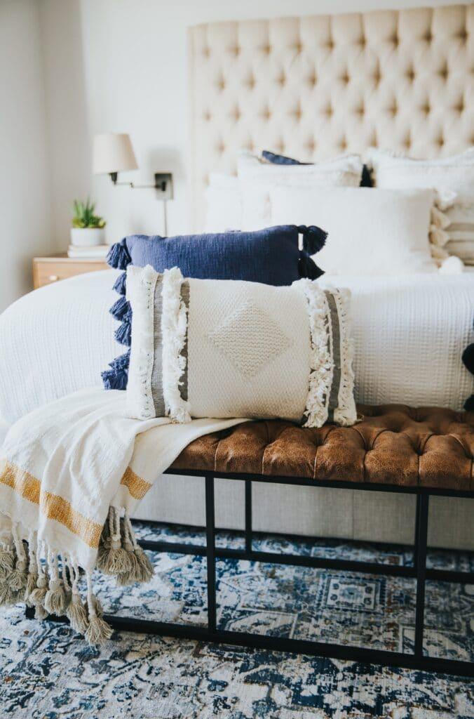 sypialnia w stylu glamour Duszynska Design 11
