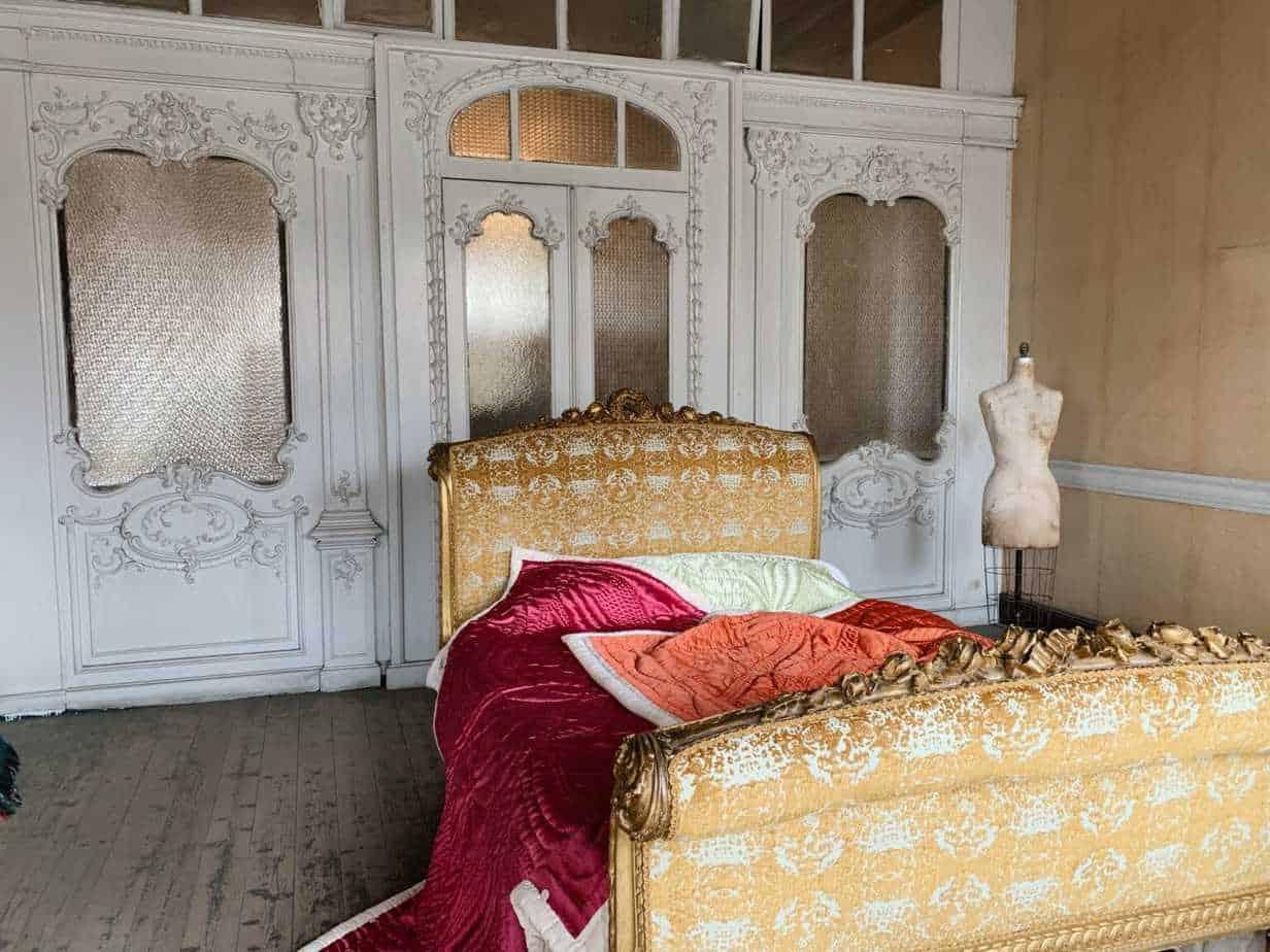 sypialnia w stylu glamour Duszynska Design 14