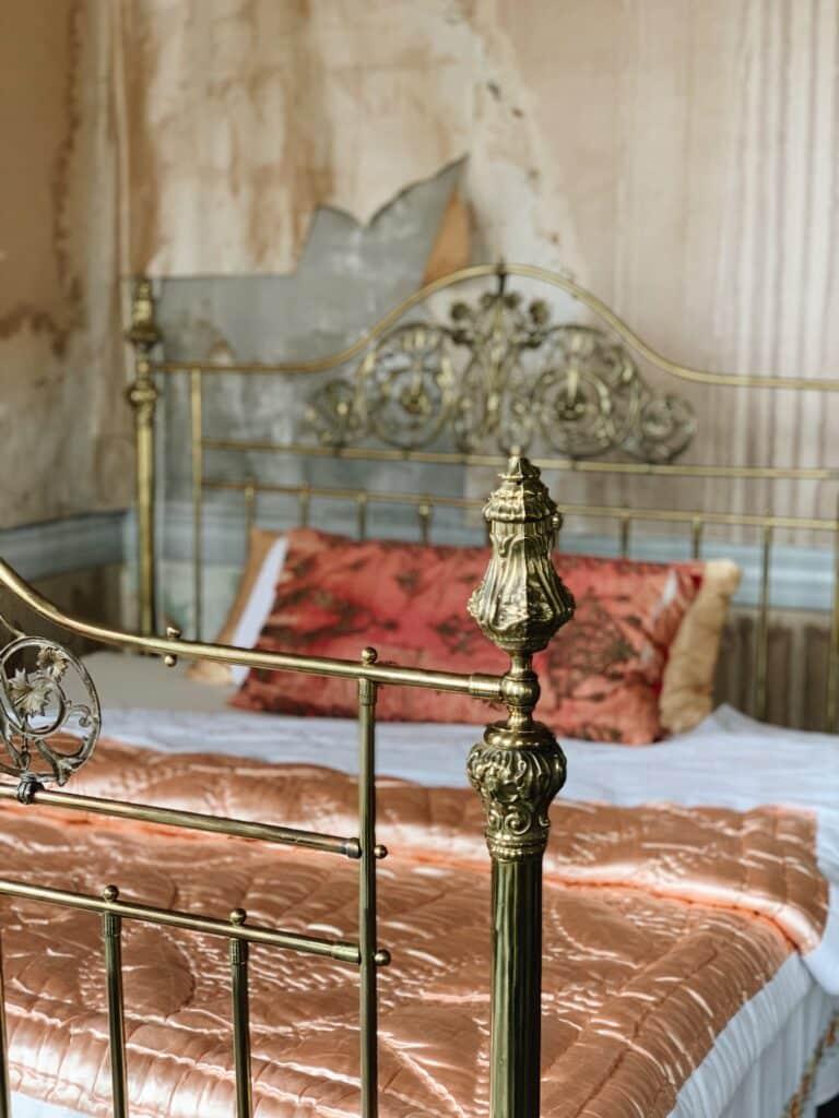 sypialnia w stylu glamour Duszynska Design 16