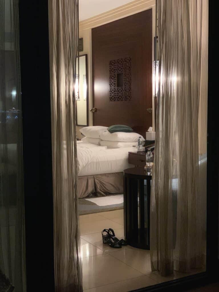 sypialnia w stylu glamour Duszynska Design 8