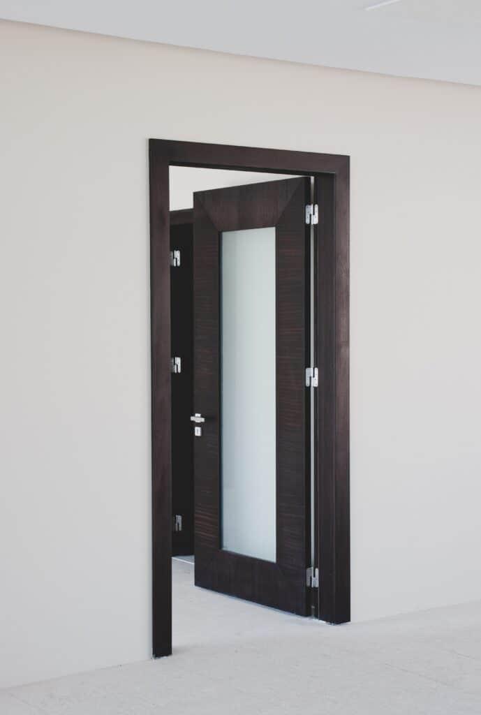 8 Drzwi z odwrotną przylgą   Duszyńska Design - projektowanie wnętrz