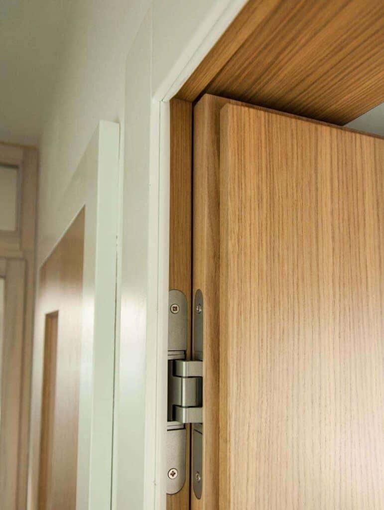 5 Drzwi z odwrotną przylgą   Duszyńska Design - projektowanie wnętrz