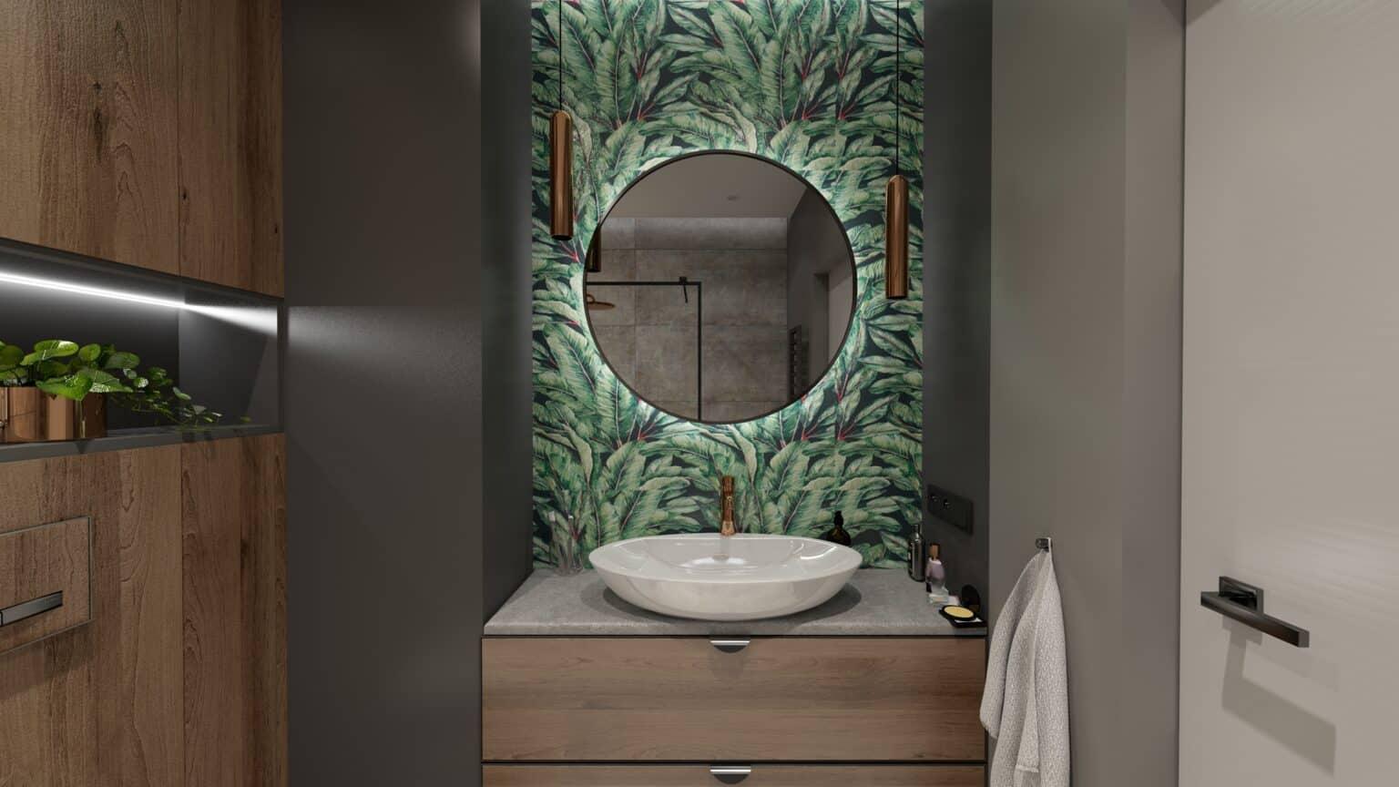 łazienka drewno i beton (10)