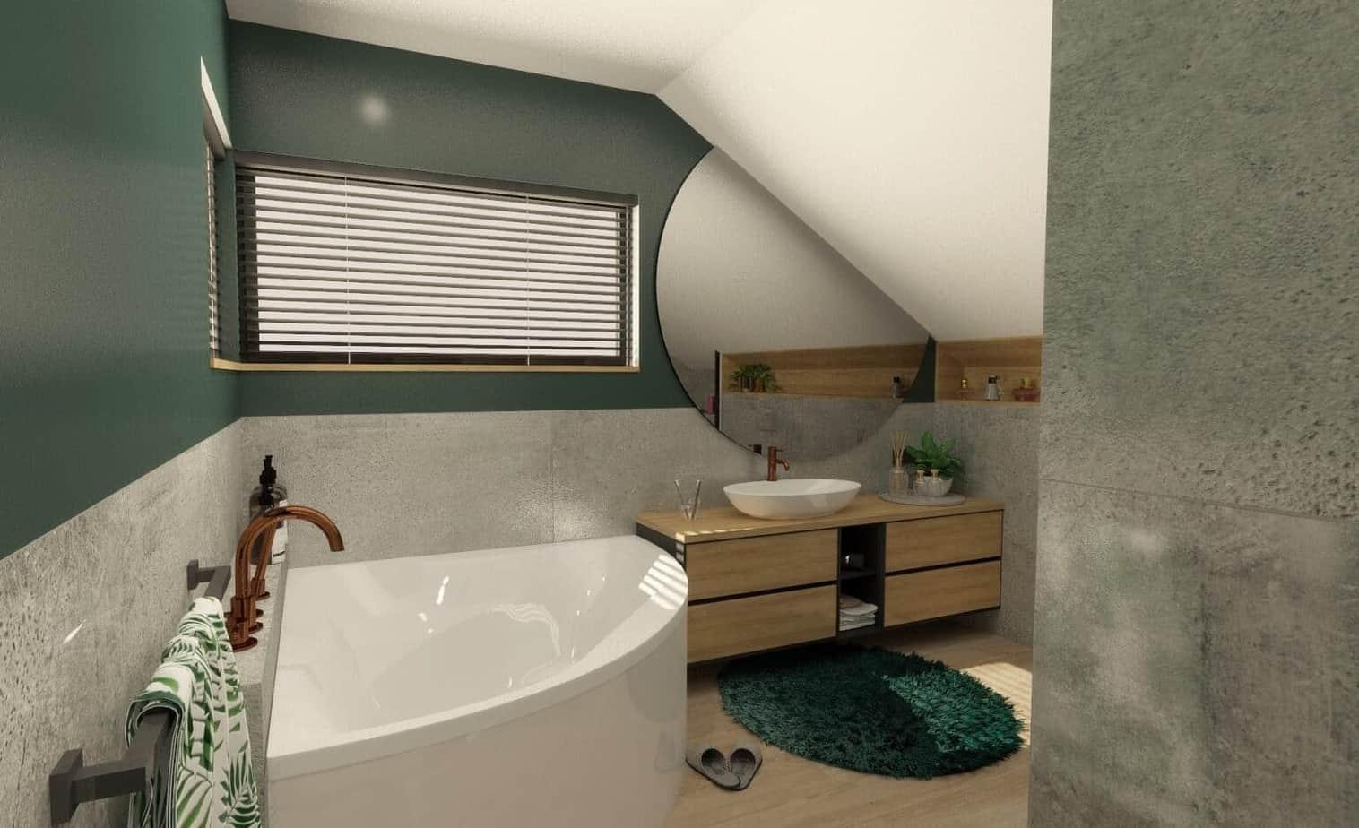 łazienka drewno i beton (12)