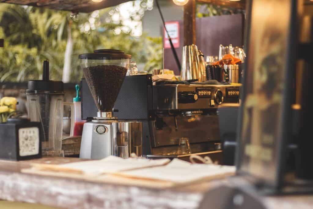 Jak zaprojektować kawiarnię?