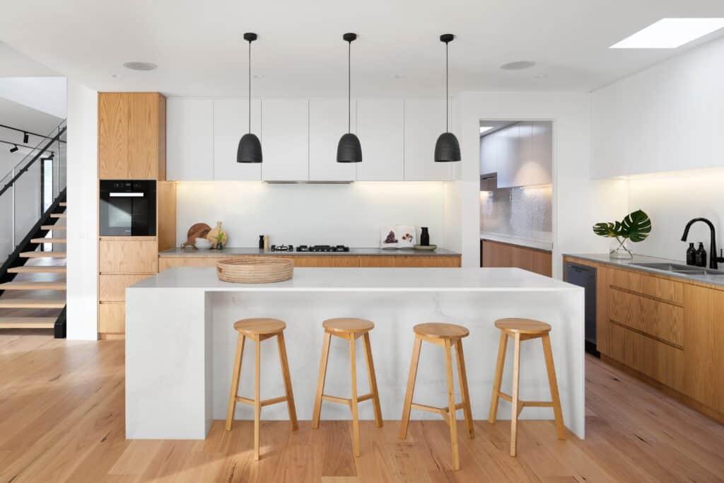 Barek w kuchni / Duszyńska Design