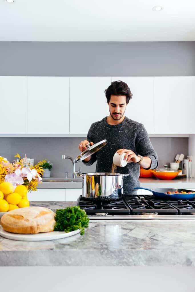 Jak urzadzic nowoczesna kuchnie Duszunska Design 15