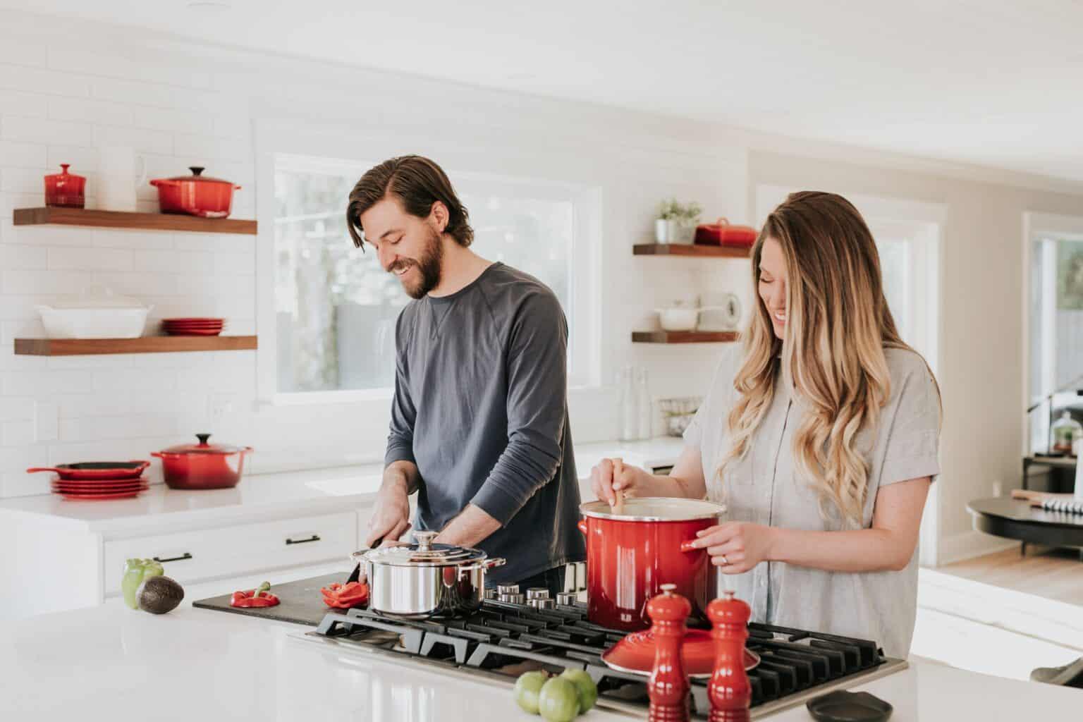 Jak urzadzic nowoczesna kuchnie Duszunska Design 23